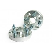 Wheel Spacers - 4X100 57.1CB - 25mm (1.0 Inch)