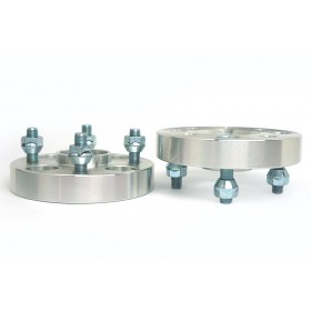 Wheel Spacers - 4X100 56.1CB - 30mm