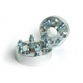 Wheel Spacers - 4X100 54.1CB - 38mm (1.5 Inch)