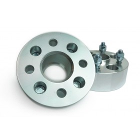 Wheel Spacers - 4X100 56.1CB - 50mm (2.0 Inch)
