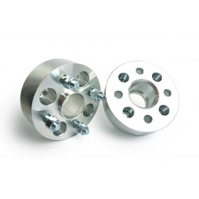 Wheel Spacers - 4X114.3 66.1CB - 50mm (2.0 Inch)