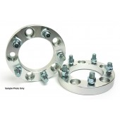 Wheel Spacers - 4X114.3 73 CB 12X1.25 Studs - 25mm (1.0 Inch)