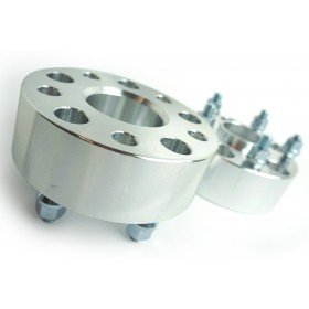 Wheel Spacers - 5X4.75 (5X120.7) 70.3CB - 2.0 Inch