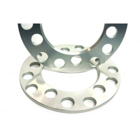 Wheel Spacers - 8X6.5 (8X165.1) 126CB - 6mm