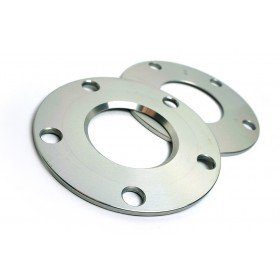 Wheel Spacers - 5X114.3 70.3CB - 5mm (3/16 Inch)