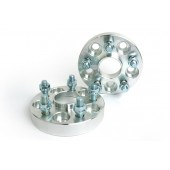 Wheel Spacers -5X108 63.4CB -25mm (1 Inch)