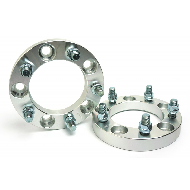 1 Inch Wheel Spacers : Wheel spacers studs