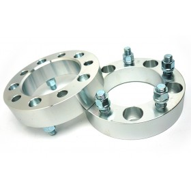 5x5.5 to 5x4.5 (5X139.7 to 5x114.3) 12X1.5 Studs Wheel Adapters - 1.5 Inch