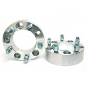 Wheel Spacers - 5X5.5 (5X139.7) 9/16 Studs -3.0 Inch