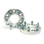 Wheel Spacers - 6X139.7 (6X5.5) 12x1.5 Studs - 1.0 Inch