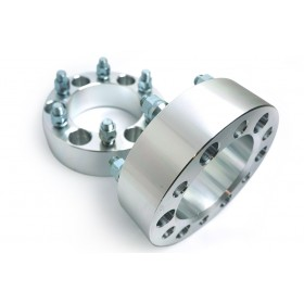 Wheel Spacers - 6X139.7 (6X5.5) 14x1.5 Studs - 2.0 Inch
