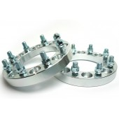 Wheel Spacers - 8X6.5 9/16 Studs - 1.0 Inch
