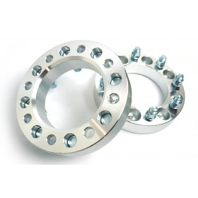 Wheel Spacers - 8X6.5 (8X165.1) 14x1.5 Studs - 1.5 Inch