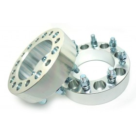 Wheel Spacers - 8X170 14X1.5 Studs - 2.0 Inch