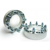 Wheel Spacers - 8X170 14X1.2 Studs - 2.0 Inch