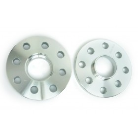 Wheel Spacers - 4X100 57.1CB - 12mm